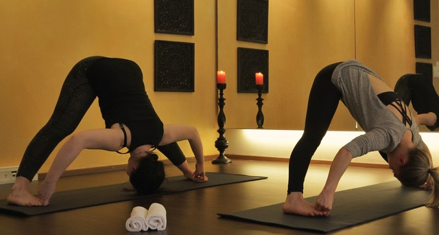 hot yoga turku