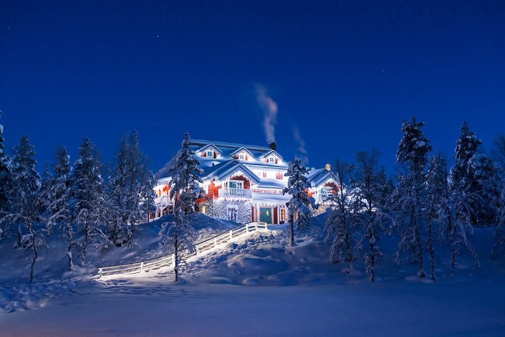 Kakslauttanen Arctic Resort Glass igloos Inari - Discovering Finland
