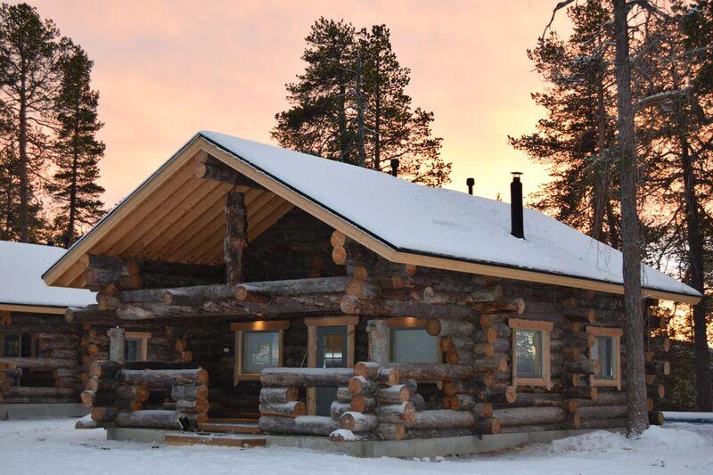 Wilderness Hotel Nellim
