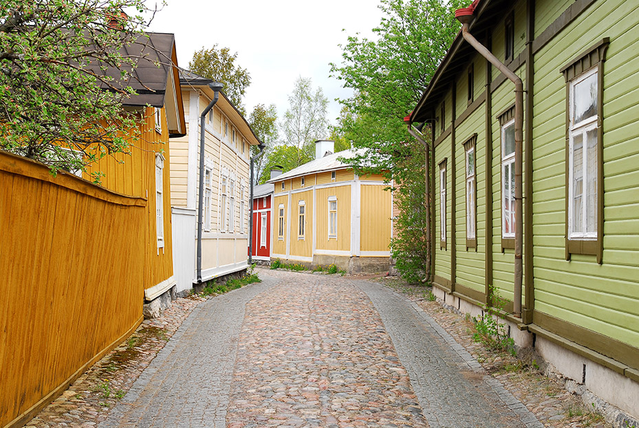 The Charms Of Old Rauma A Living Museum Amp Unesco World