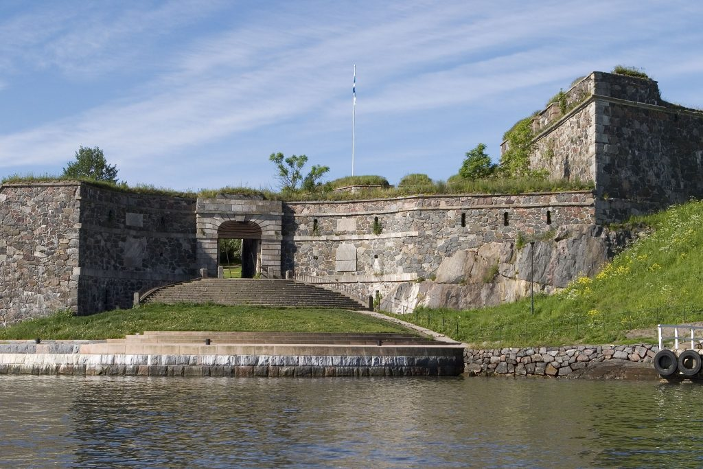 Photo archive of the Governing Body of Suomenlinna / Yrjö Tuunanen