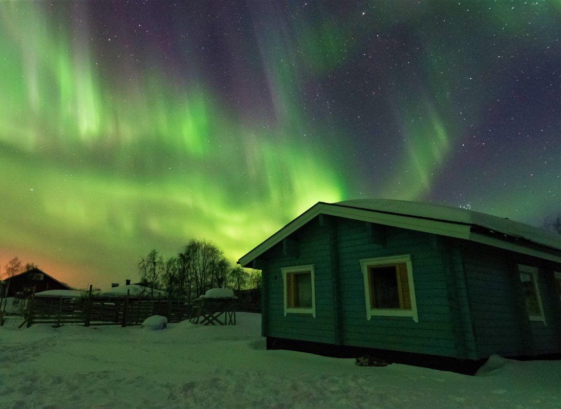 Aurora Holidays In Utsjoki See The Northern Lights
