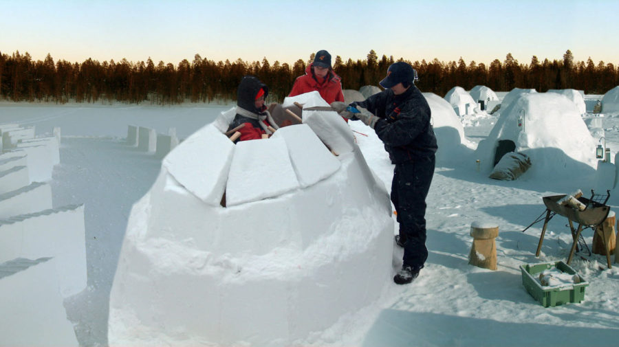 Sine iGloo Village