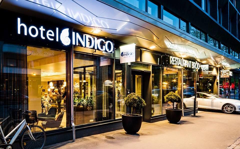 Boutique Hotel Indigo Helsinki Boulevard