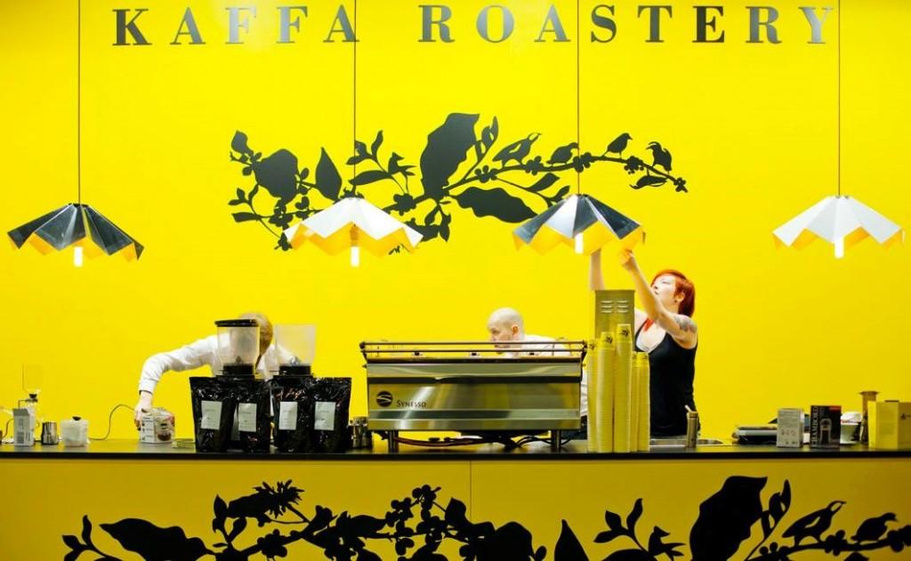 The Kaffa Roastery