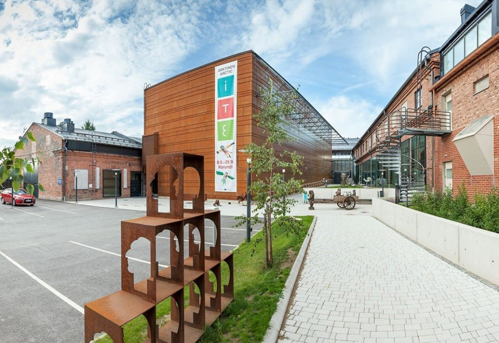 Rovaniemi Attractions - Korundi House of Culture
