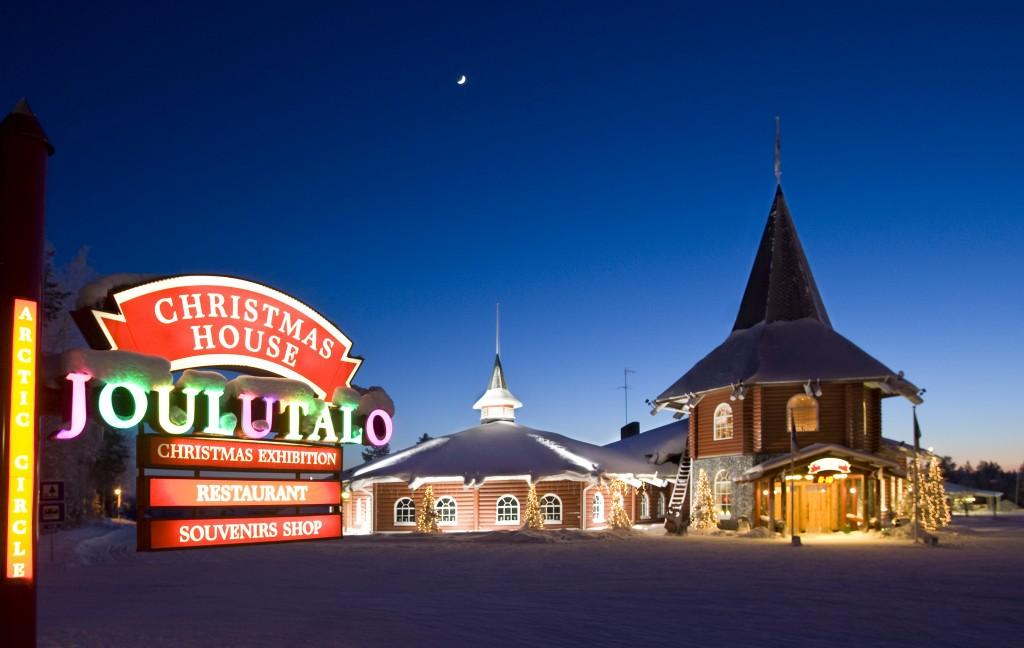 Rovaniemi Attractions - Santa Claus Village