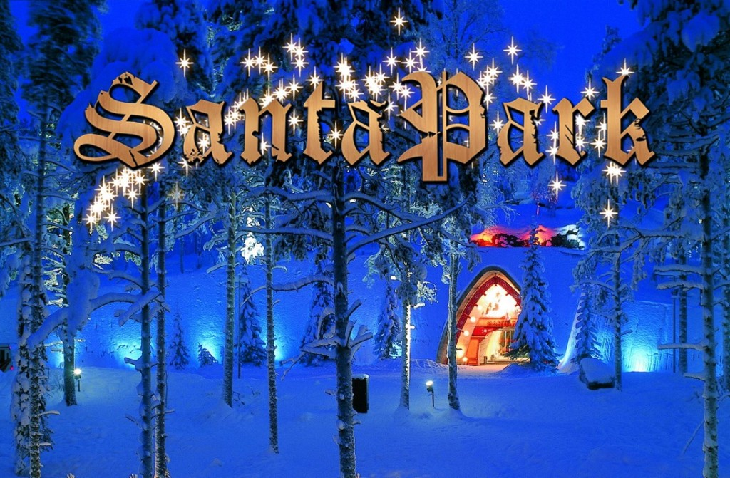 Rovaniemi Attractions - SantaPark
