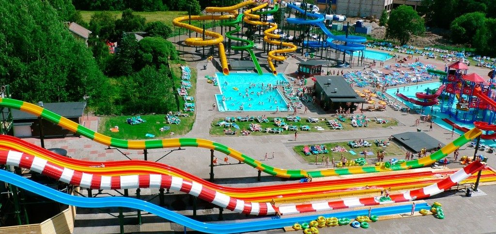 Family Vacations in Finland - JukuPark Turku