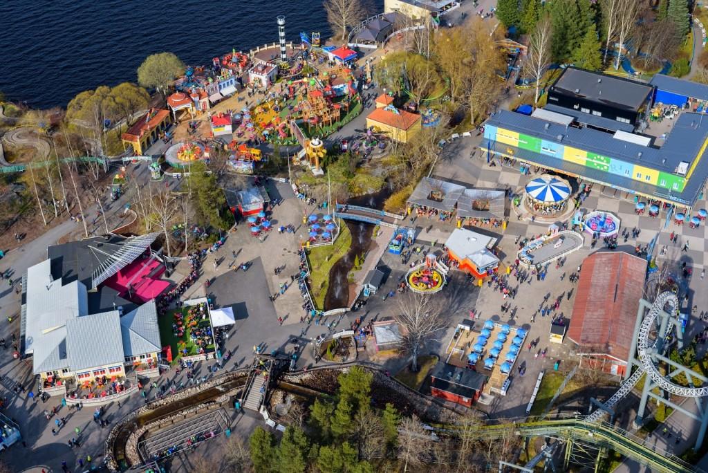 Family Vacations in Finland | Särkänniemi