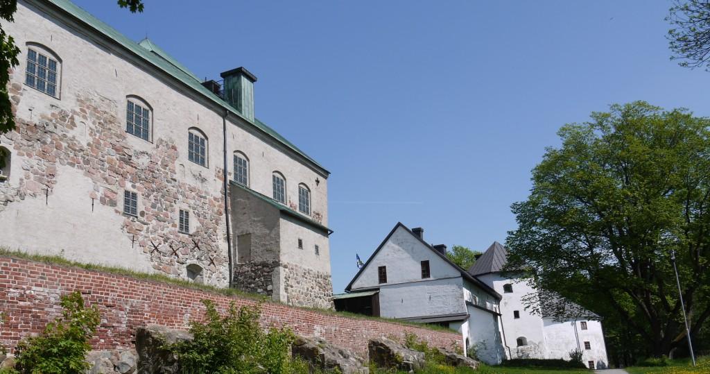 Turku Castle - Exterior