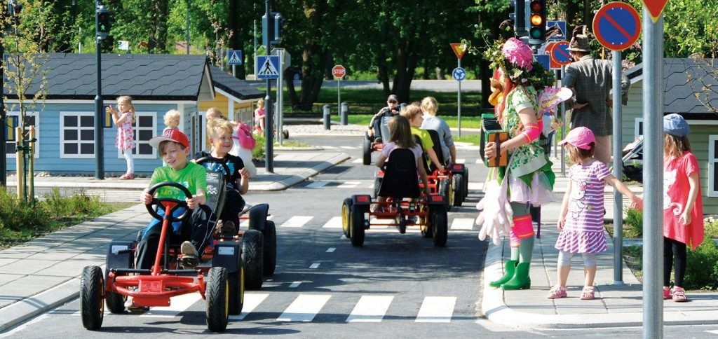 Family Vacations in Finland | Turku Attractions | Kupittaa Adventure Park