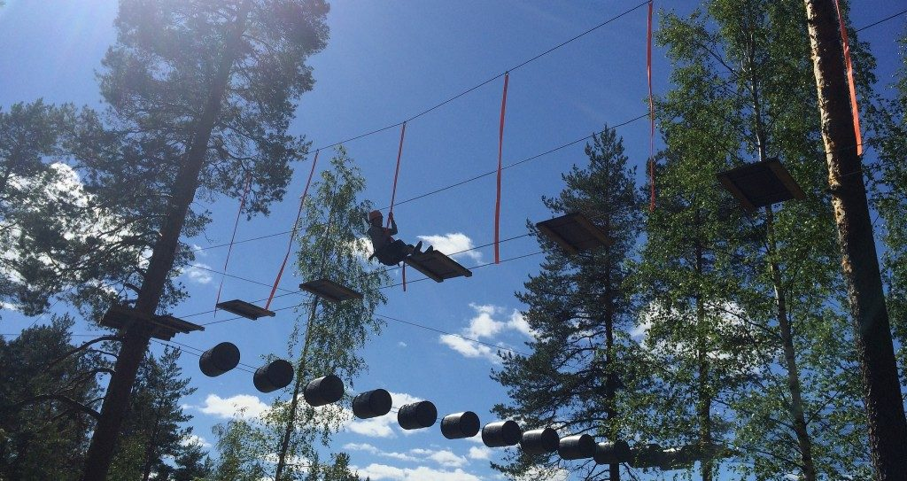 Family Vacations in Finland | Turku Attractions | FlowPark