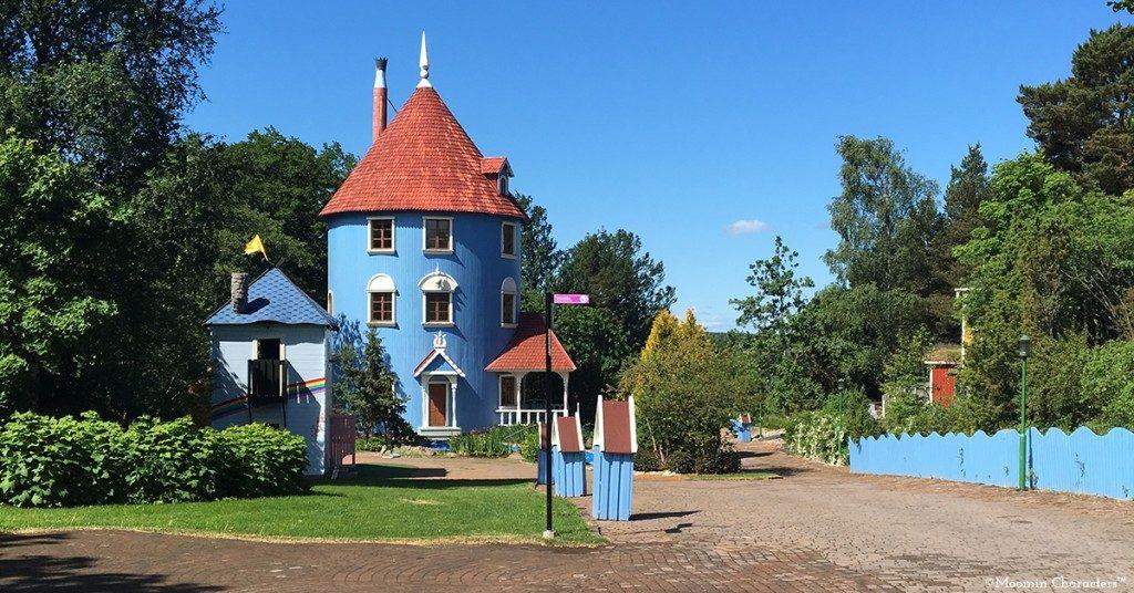 Family Vacations Finland   Turku Attractions   Moomin World