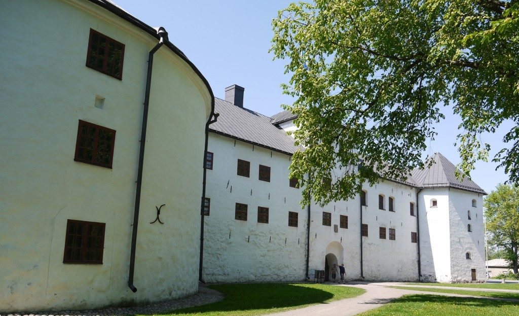 Turku Culture Trail | Turku Castle - main entrance
