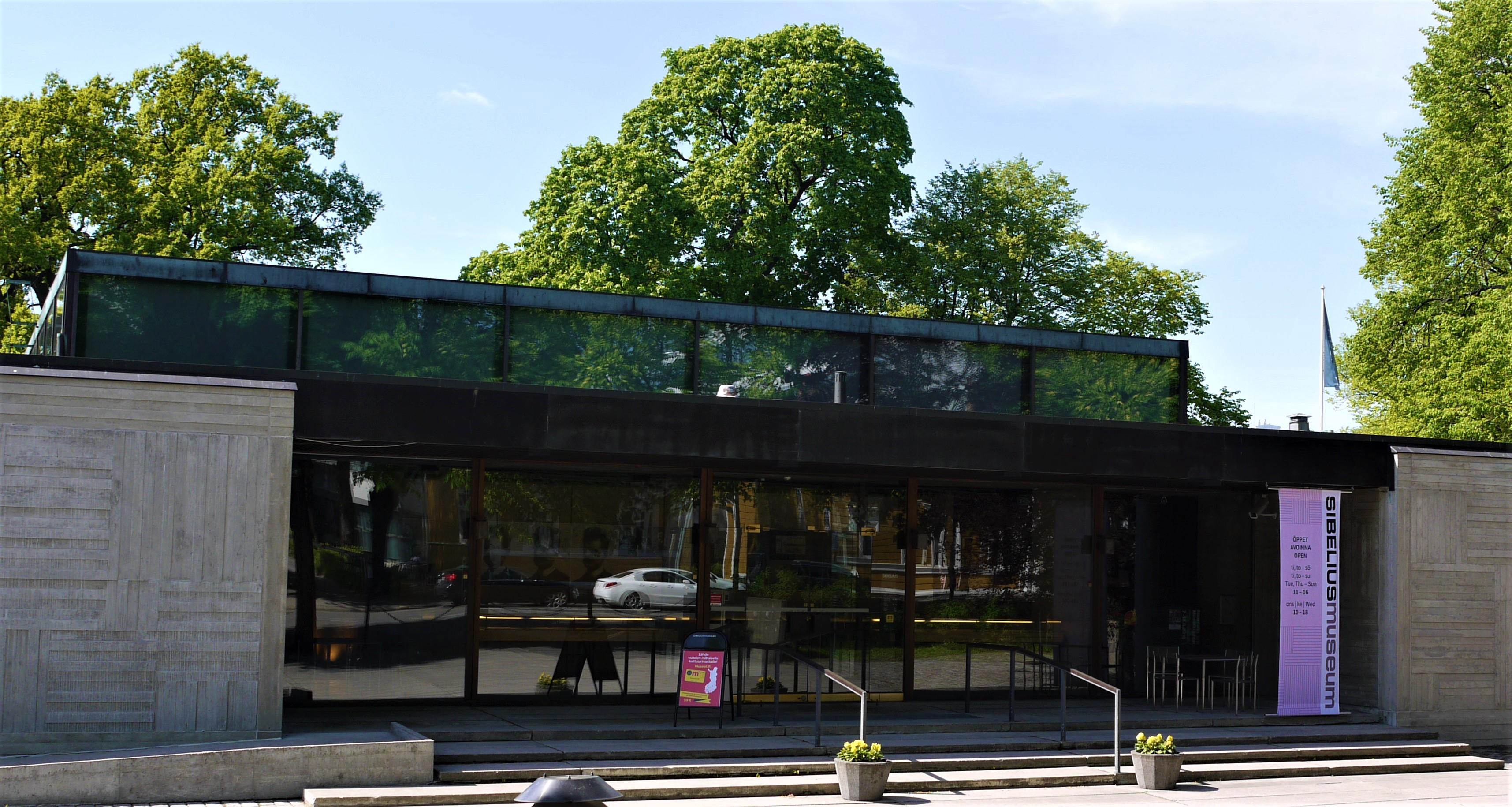 Sibelius Museum, Turku