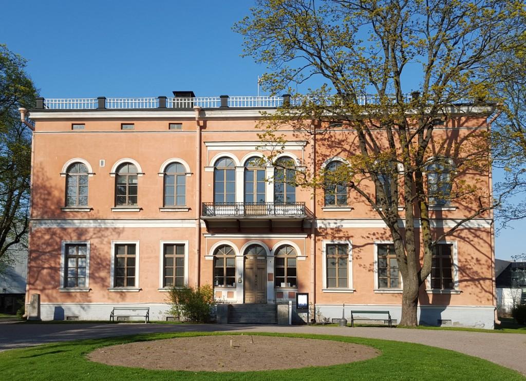Architecture in Helsinki | Villa Hakasalmi