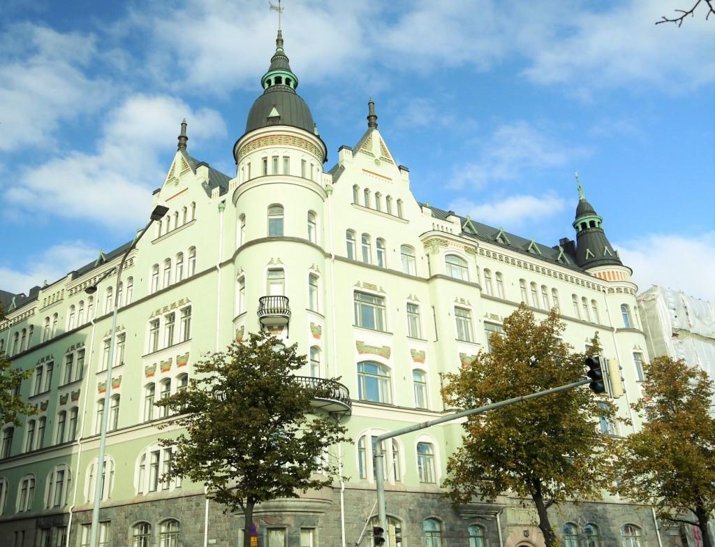 Architecture in Helsinki - The Pearl of Kruununhaka