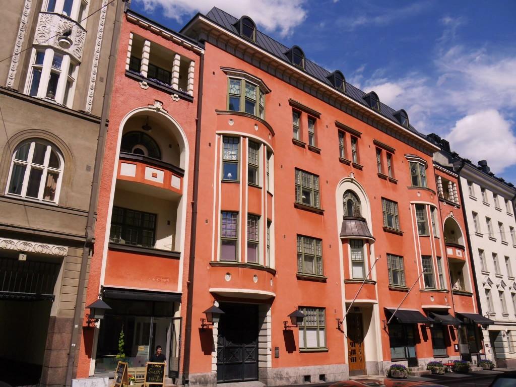 Architecture in Helsinki - Kirkkokatu 5