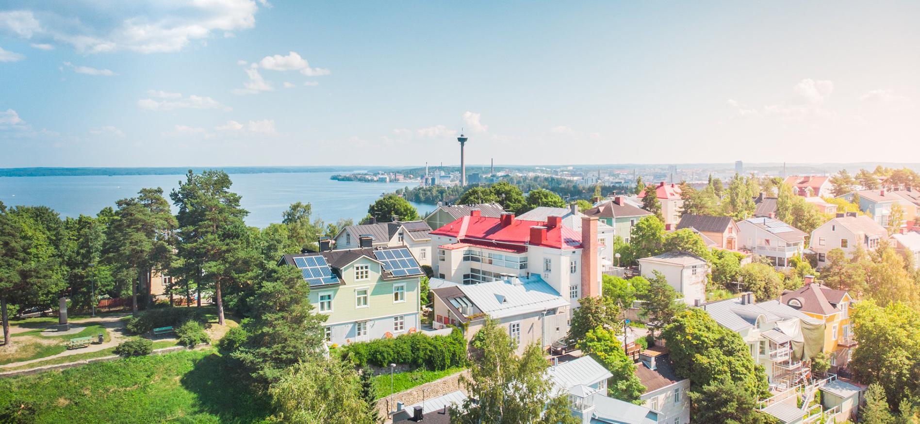 Tampere Kankaanpää