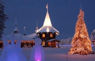 weihnachten haus discovering finland. Black Bedroom Furniture Sets. Home Design Ideas