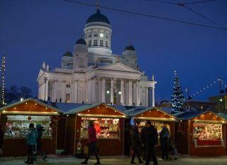 Tuomaan Markkinat Helsinki