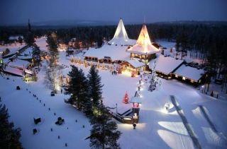 Metsäkartano Rovaniemi