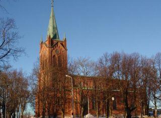 uudenkaupungin seurakunta