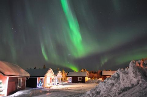 santa village finland