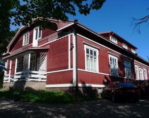 Retkeilymaja Helsinki