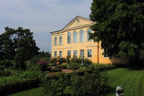 Kumpulan Kasvitieteellinen Puutarha Discovering Finland