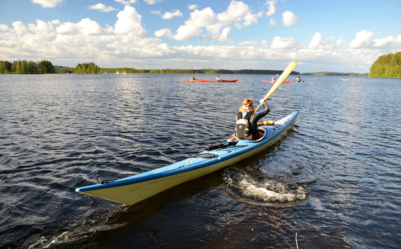 kotimaan matkailu Kuusamo