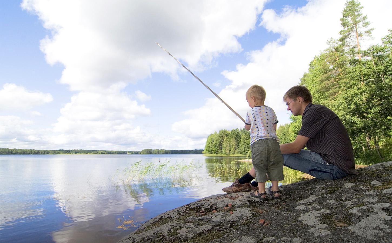 места отдых рыбалка