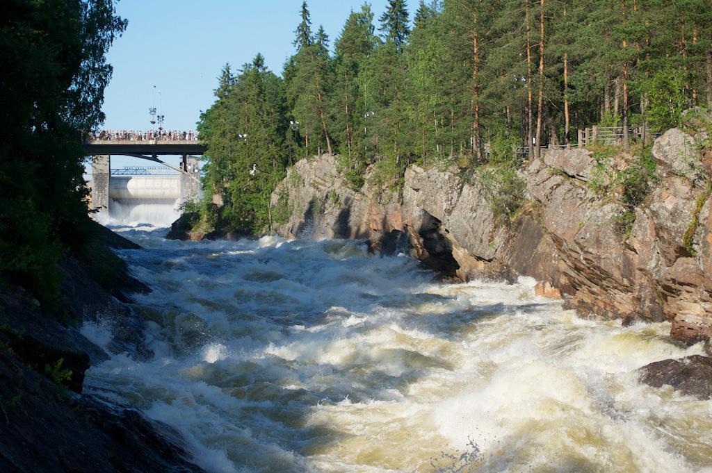 Tourist Attractions Imatra Discovering Finland