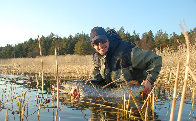 где в финляндии лучшая рыбалка