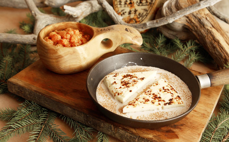 Фото блюд финляндии
