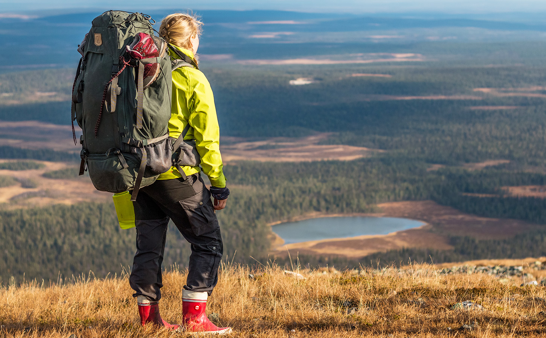 Hiking Amp Trekking Finland Finnish Hiking Guide
