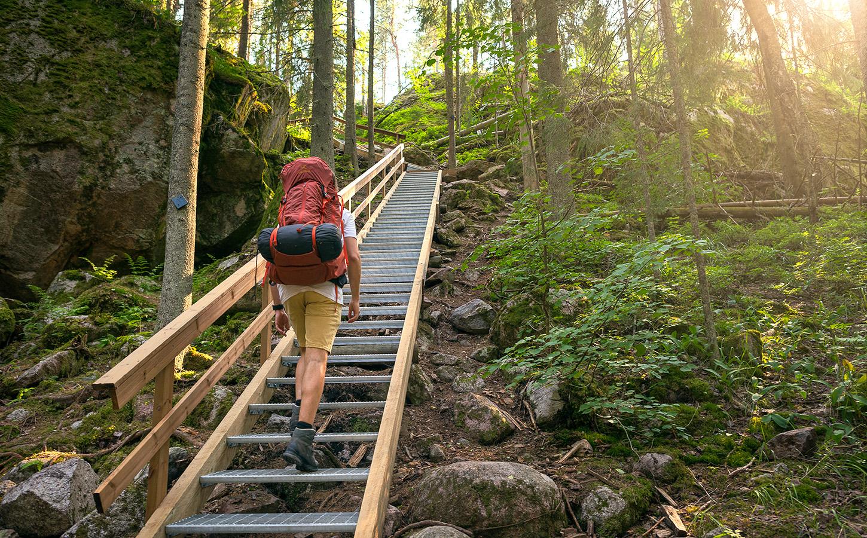 Finnish National Hiking Areas Best Hiking Trekking