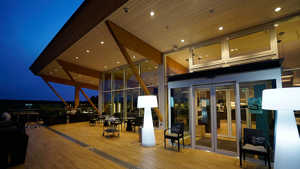 Reviews about the recreation center Tapiola 90
