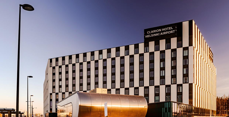 Helsinki Vantaa Hotellit