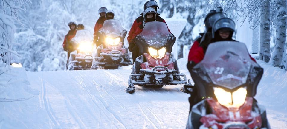 Lapland Safaris Arctic Excursions