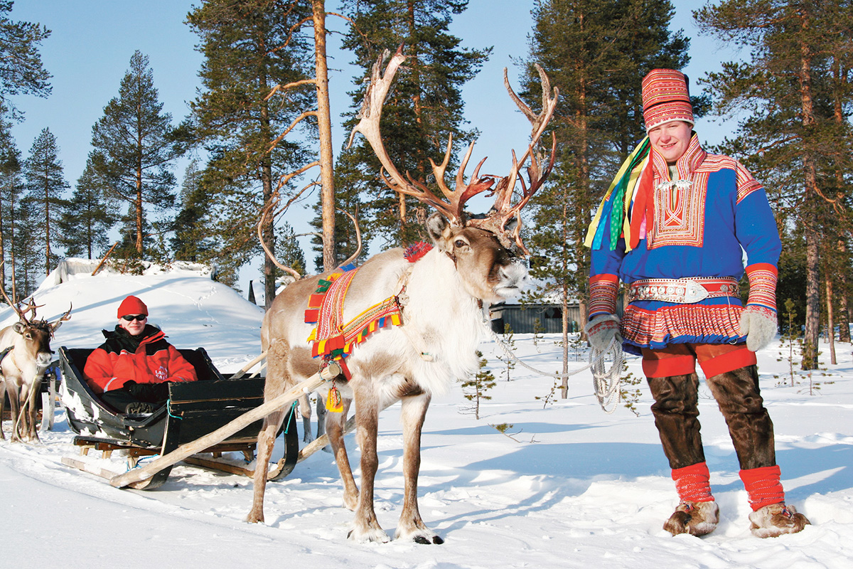 Arctic Exclusive Lapland Safaris Bespoke Holiday