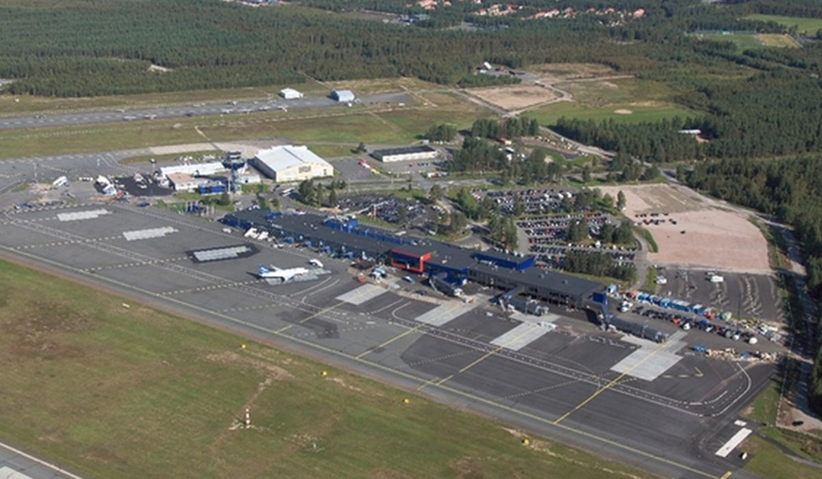 Oulun Lentokentta Oulu Discovering Finland