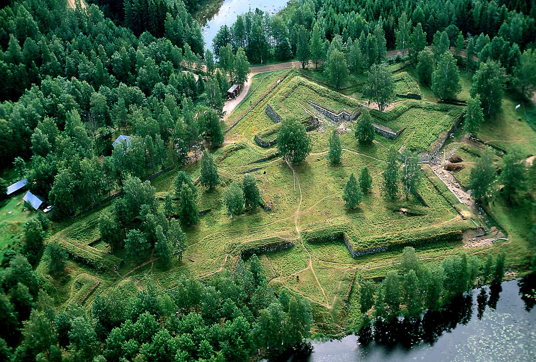 Kärnäkoski Fortress