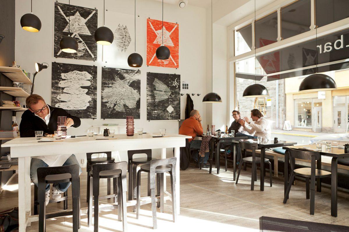 Design District Helsinki Helsinki - Discovering Finland