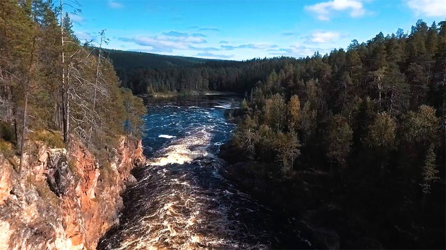 Discovering Finland - Ruka-Kuusamo Oulanka National Park