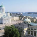 Flying Cinema Tour Of Helsinki