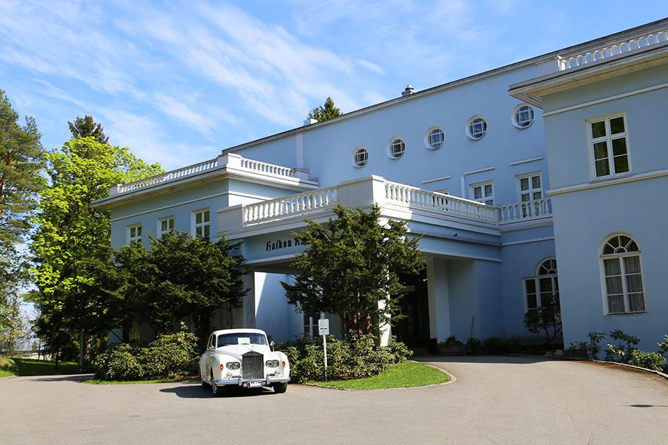 Hotel Haikko Manor Spa Porvoo Discovering Finland