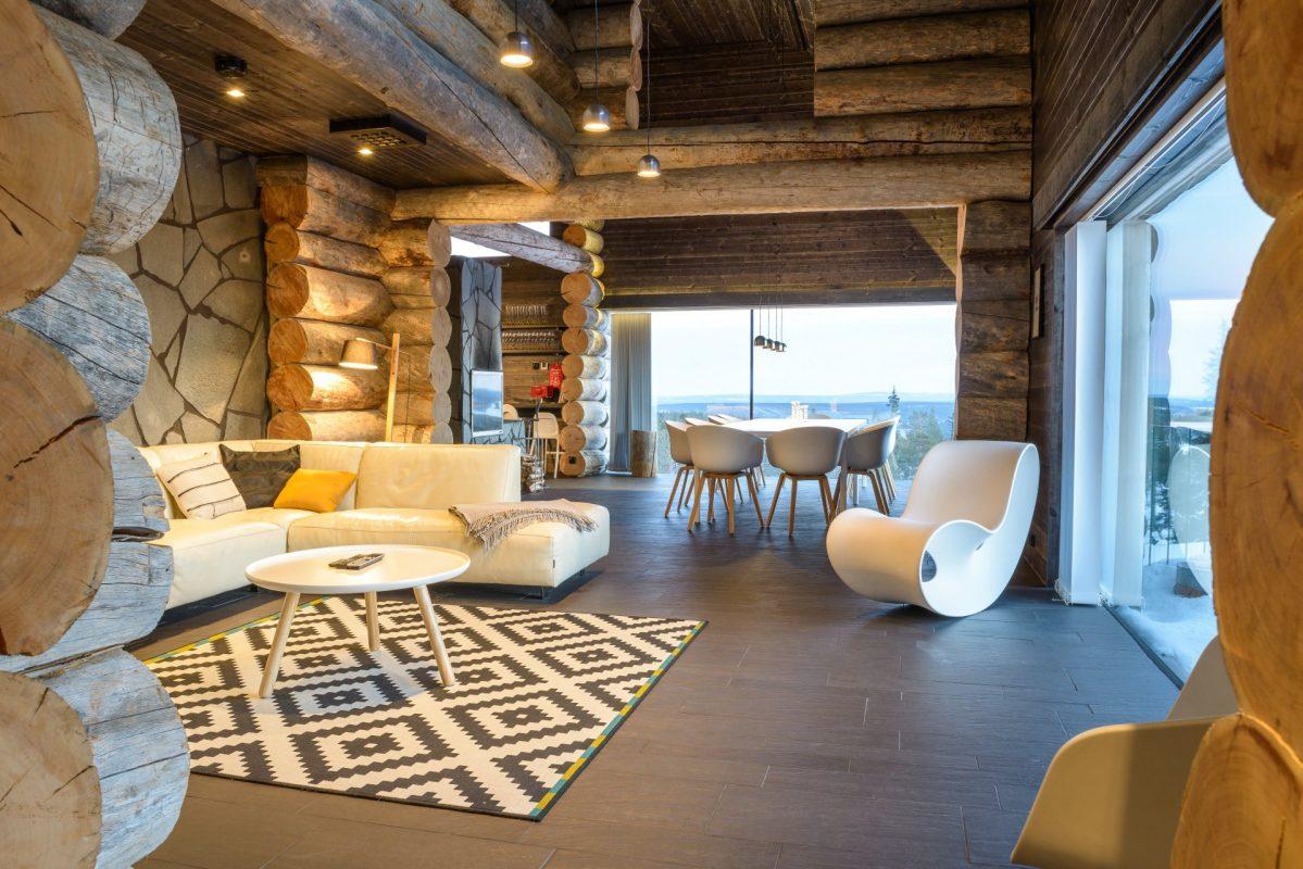 Levi N Sky Luxury Villa Kittil 228 Discovering Finland