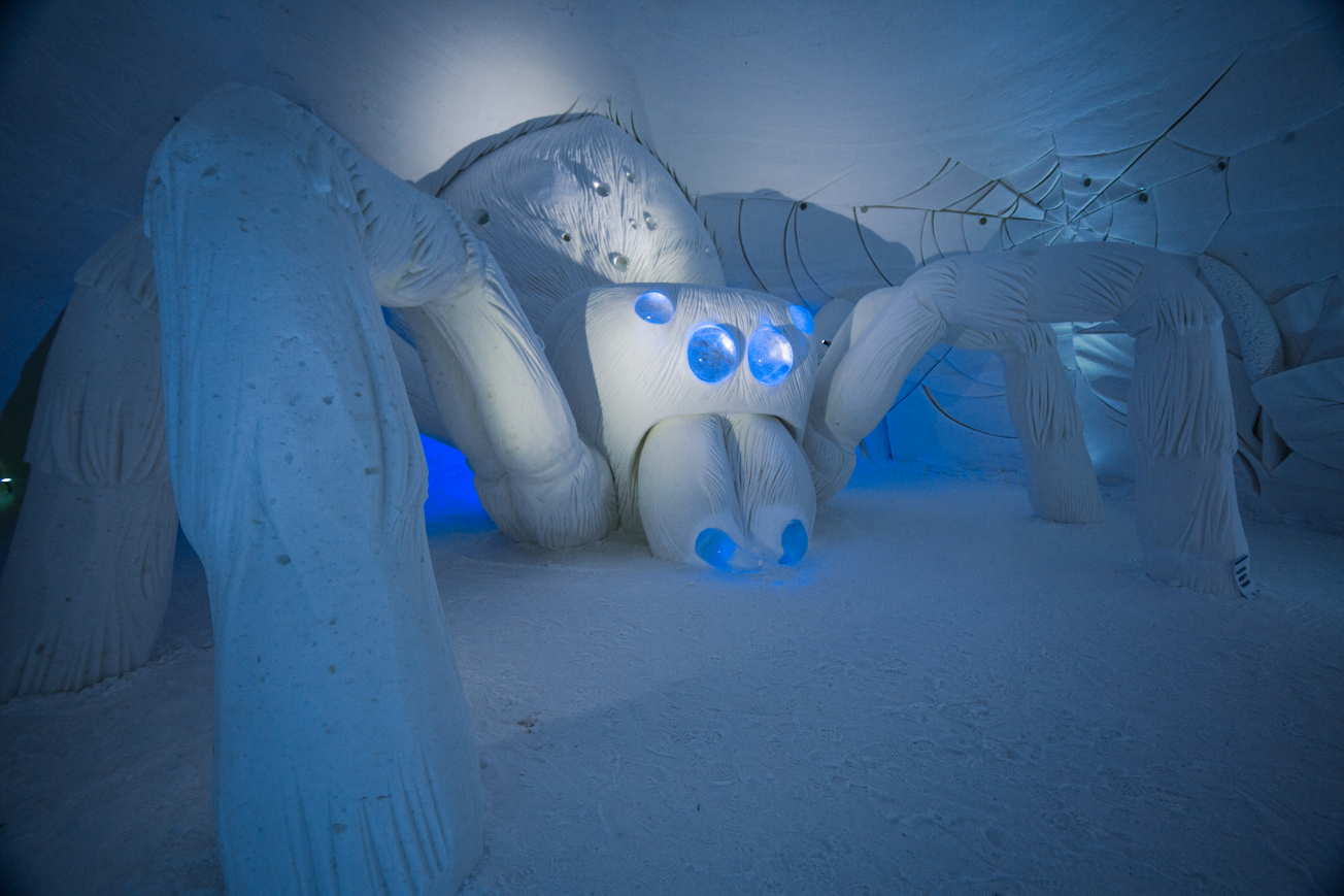 Lapland Hotels SnowVillage